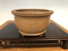 Accent Or Mame Size Bonsai Tree Pot Made By Wajaku 3 1/16""