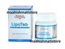 Hamdard Nature Power Lipotab 60 tablets X 5 = 300 tablets With FREE SHIPPING