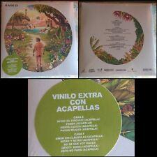 Kase O -  El Circulo -  Edición Especial 3 x LP -  Vinilo violadores verso