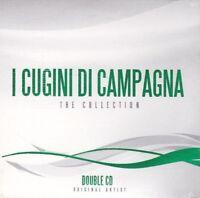 2 CD ♫ Audio I CUGINI DI CAMPAGNA THE COLLECTION THE BEST OF IL MEGLIO DI nuovo