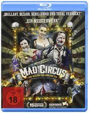 Alex de la Iglesia's Mad Circus - Eine Ballade von Liebe und Tod ( BLU-RAY ) NEU