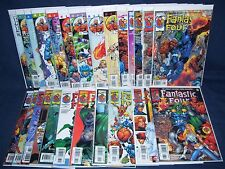 Fantastic Four #26- #50 Vol 3 25 Issues Marvel Comics NM with Bag and Board