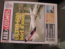 ** Air & Cosmos n°1788 Airbus n'oublie pas l'A340-600 / Eagle 1 / Swissair