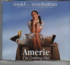 (DE821) Amerie, I'm Coming Out - 2003 DJ CD