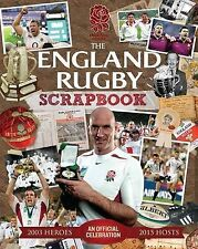 """""""AS NEW"""" The Official England Rugby Scrapbook, Trinity Mirror Sport Media, Book"""