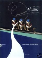 Fred Lipsius Playing Through the Blues Trompete Trumpet Noten mit CD