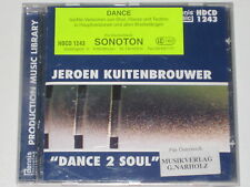 CD/DENNIS MUSIC LIBRARY HDCD 1243/JEROEN KUITENBROUWER/DANCE 2 SOUL