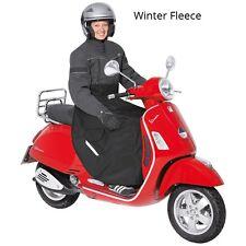 HELD Nässeschutz Winter-Fleece Regenschutz Beinschutz für Roller-Fahrer Winter
