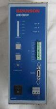 Branson 2000P 40:0.8 (125-132-1001) Power Supply - 1 Year Warranty