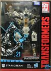 Transformers Studio Series 21 Voyager Class Starscream Action Figure