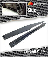 Carbon Fiber Side Skirt Extensions for Lamborghini Gallardo LP550 LP560 LP570