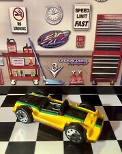 "Hot Wheels Flippers Foreign Car ""Yellow / Bronze"" Mint 🏁"