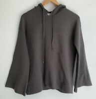 FWRD amazing Wide Sleeve Crepe Knit Jumper Top (generous) Size S