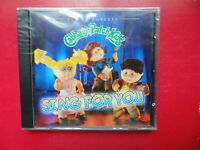 CD XAVIER ROBERTS - GARBAGE PATCH KIDS SING FOR YOU BMG NEW & SEALED