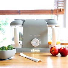 Béaba Babycook Robot de cocina Bebe 4 en 1 cuece mezcla descongela y calienta