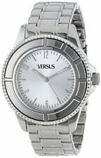 Versus by Versace Men's SGM010013 Tokyo Silver Sunray Watch