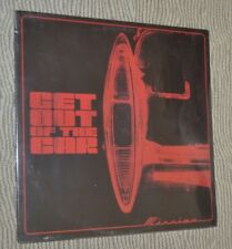 sealed 180g red vinyl LP Get Out of the Car Mission Chicago punk prairie goth