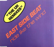East Side Beat Maxi CD Ride Like The Wind (The UK Remixes) - France (EX+/VG+)