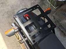 Suzuki DR650 Rear Adventure Rack