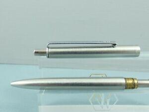 Vintage Papermate Double Heart Flighter Ballpoint Pen, Blue Refill  *Ex Cond*
