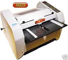 Akiles Bookletmac Booklet Maker Semi Automatic Folder Stitcher Stapler New