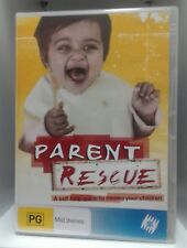 Parent Rescue (DVD, 2007) Region 4, New & Sealed, SBS