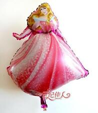 70cm Disney Princess Aurora Foil Balloons Girl Beauty Party Favor Supply Props