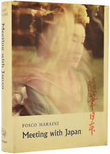 Fosco MARAINI / Meeting With Japan First Edition