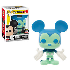 New listing Funko Pop! Mickey 90 Years - Mickey Mouse (Blue and Green) #01 Vinyl Figure