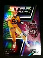 2019 PANINI PLAYOFF FOOTBALL STAR GAZING Aaron Donald