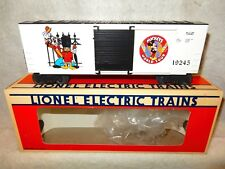 Lionel 6-19245 Mickey's World Tour Hi-Cube boxcar- O gauge- New with orig box!--