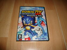 SONIC ADVENTURE DX DIRECTOR'S CUT DE SEGA PARA PC NUEVO PRECINTADO