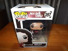 Pop! Television, Ash Vs Evil Dead, #397 Kelly Vinyl Figure, New In Box, Funko