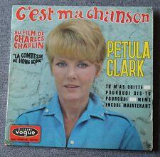 Petula Clark, c'est ma chanson + 3,  EP - 45 tours