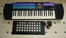 ~Yamaha PSR-77 Portatone 49 Key Electronic Keyboard w/ Power Adapter ~Works~