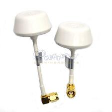 25.8 GHz Circular Polarized Antenna Set TX RX Right Angle RP-SMA Female For DJI