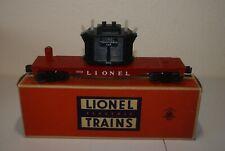 LIONEL #6818 FLATCAR WITH TRANSFORMER