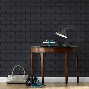 Superfresco Easy Black Parisio Wallpaper (Was £15)