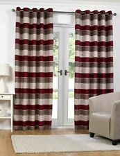 Unbranded Chenille Curtains & Blinds