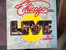 Chicago Transit Authority - Live In Concert GER LP  (a41)