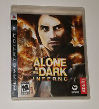 Alone in the Dark: Inferno Playstation 3 PS3 Game With Case
