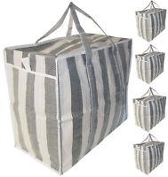 5x DONKEY Schwarz/Weiß Aufbewahrungstasche Transporttasche Allzwecktasche Tasche