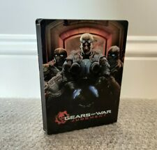 Gears of War: Judgement (Steelbook Only) *Rare - Xbox 360*