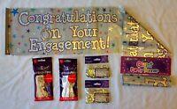 Engagement Celebration Decoration Party Pack.