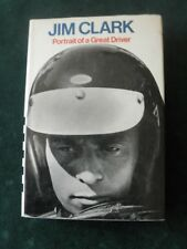 Jim Clark Portrait of a Great Driver by Graham Gauld fwd by Stirling Moss