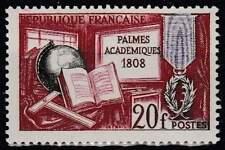 Frankrijk postfris 1959 MNH 1229 - Orde van Academische Palmen