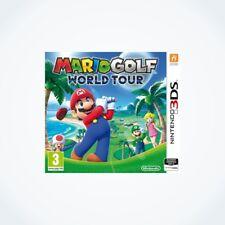 MARIO GOLF : World Tour sur Nintendo 3DS / Neuf / Sous Blister / Version FR