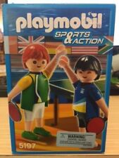 5197 Playmobil Olympics Table Tennis