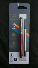 Parker Rollerball Fine Point Black Ink Pen 2096888
