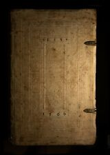 1557 PLATO Complete Dialogues RENAISSANCE Latin tr. FICINO Platonic PHILOSOPHY